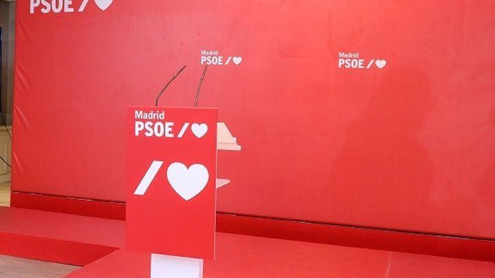 El PSOE-M mira a las elecciones primarias