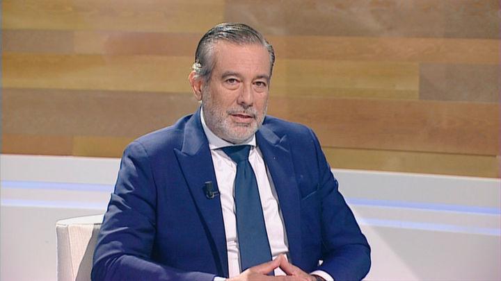 """Enrique López: """"Pedimos a Sánchez que se ponga a negociar la renovación del CGPJ para no perjudicar más la imagen de este órgano"""""""