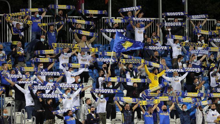 Ambiente hostil en Kosovo para recibir a España