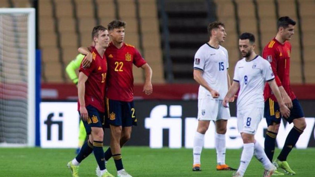 España - Kosovo