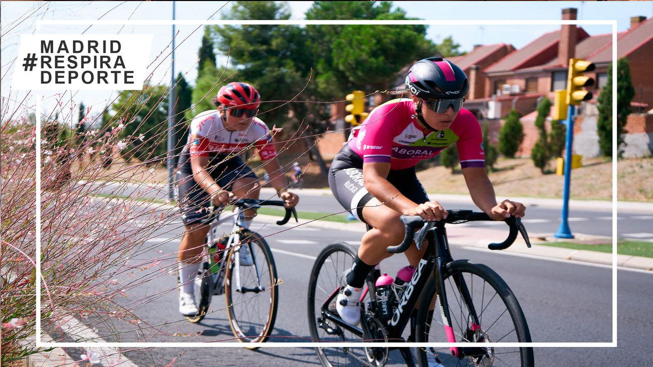Gran Premio Ciclistas de féminas Ciudad de Fuenlabrada