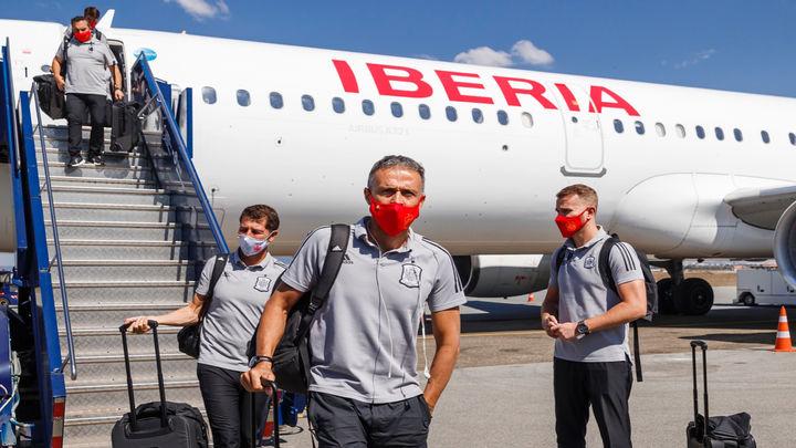 España llega a Kosovo, con Reguilón como novedad