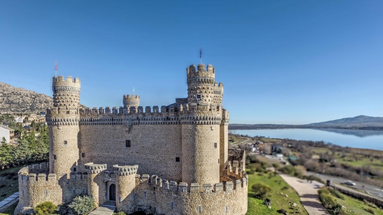 Castillo 'Nuevo' de Manzanares El Real