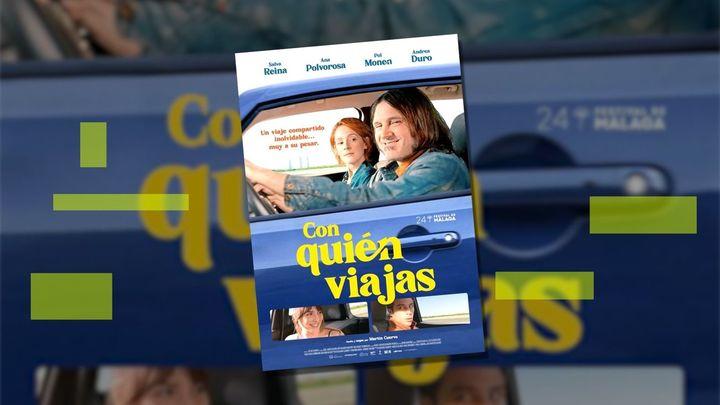 Asistimos al preestreno de la película 'Con quién viajas'