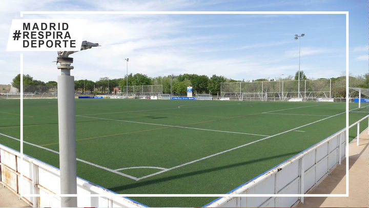 Móstoles destinará 1,4 millones a renovar los campos de fútbol Iker Casillas