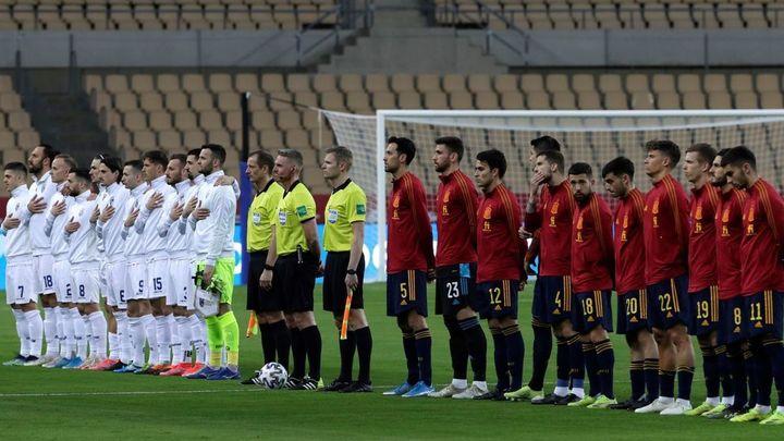 La Selección española juega en Kosovo y en... Grecia