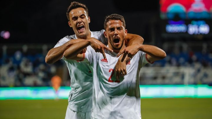 0-2. España sufre para ganar a la modesta Kosovo