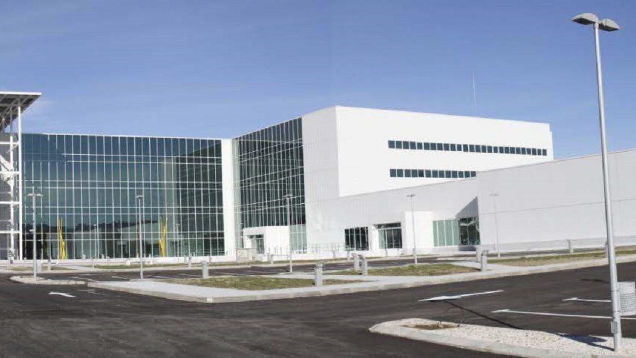 Sede del Centro Internacional de Neurociencias Cajal en el campus de la Universidad de Alcalá