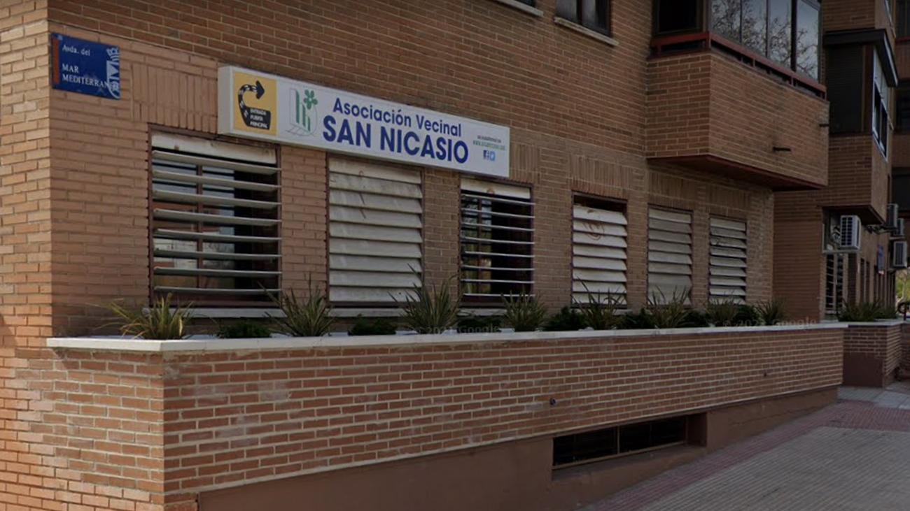 Sede de la Federación de Asociaciones Vecinales de Leganés