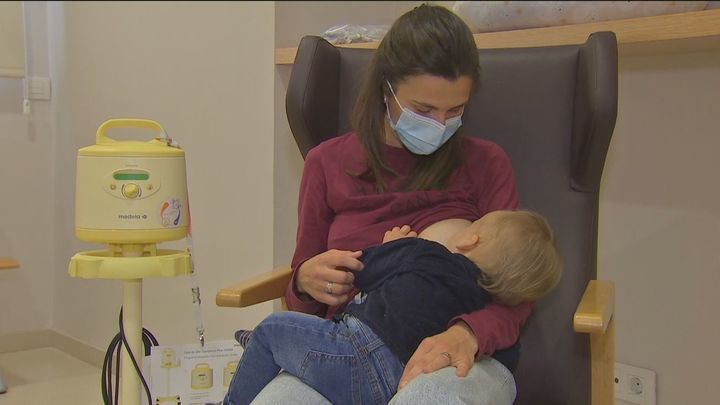 La pandemia evidencia la soledad de las madres lactantes