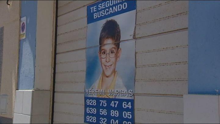 El Juzgado de San Bartolomé de Tirajana (Gran Canaria) reabre el 'caso Yéremi Vargas'