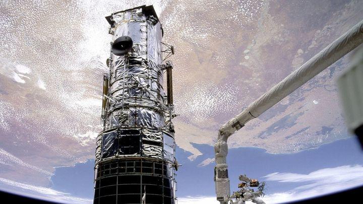 ¿Qué periodista español contó la llegada del hombre a la Luna?