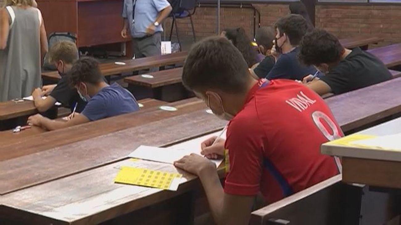 Madrid mantendrá este curso  los exámenes de recuperación en la ESO