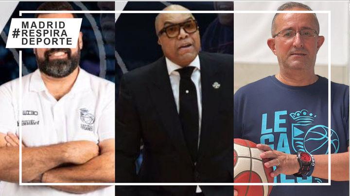 Baloncesto Leganés, tres entrenadores en cinco días