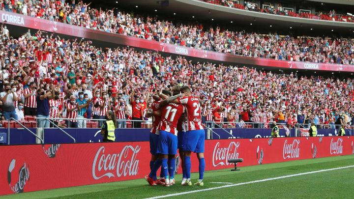 El día en el que la afición del Atlético pudo volver al Wanda...