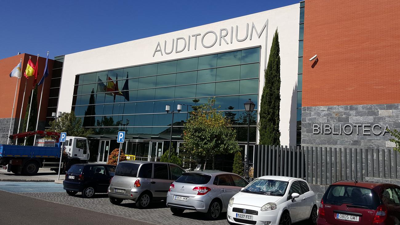 Auditorio municipal de Arroyomolinos