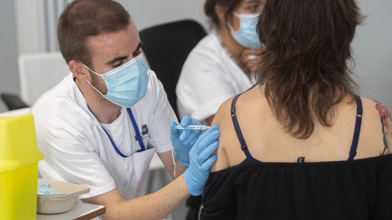 La vacunación sin cita llega el jueves y el viernes a la Universidad Complutense