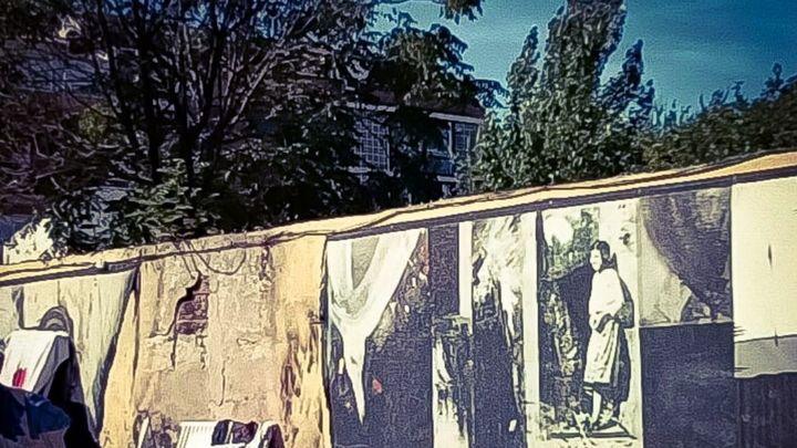 El incendio del muro homenaje a Robert Capa fue accidental