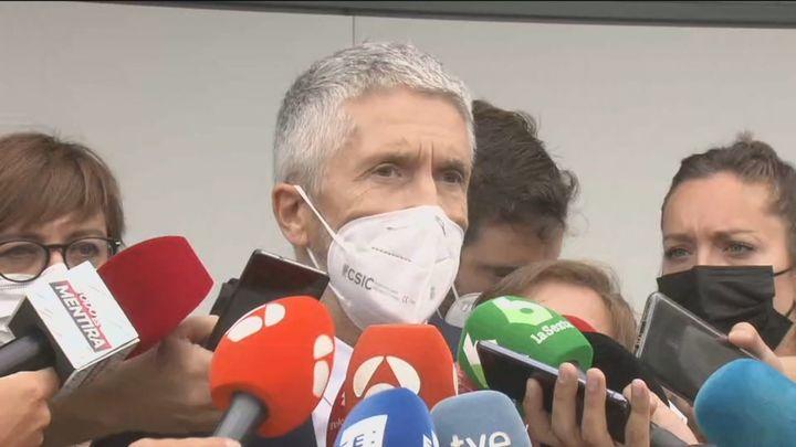 PP, Vox y Ciudadanos piden la dimisión de Grande Marlaska por alimentar una denuncia falsa