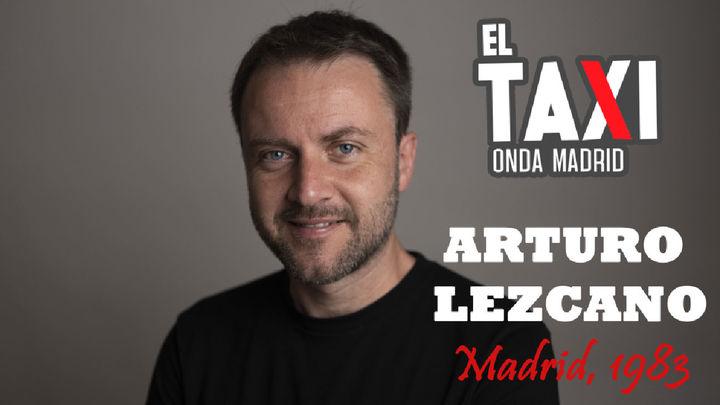 El Taxi de Arturo Lezcano. Madrid, 1983