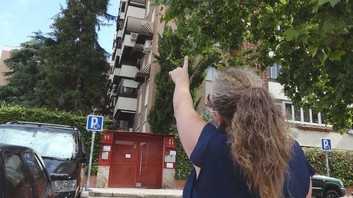 De inquilina a okupa, la pesadilla de una vecina de Mirasierra