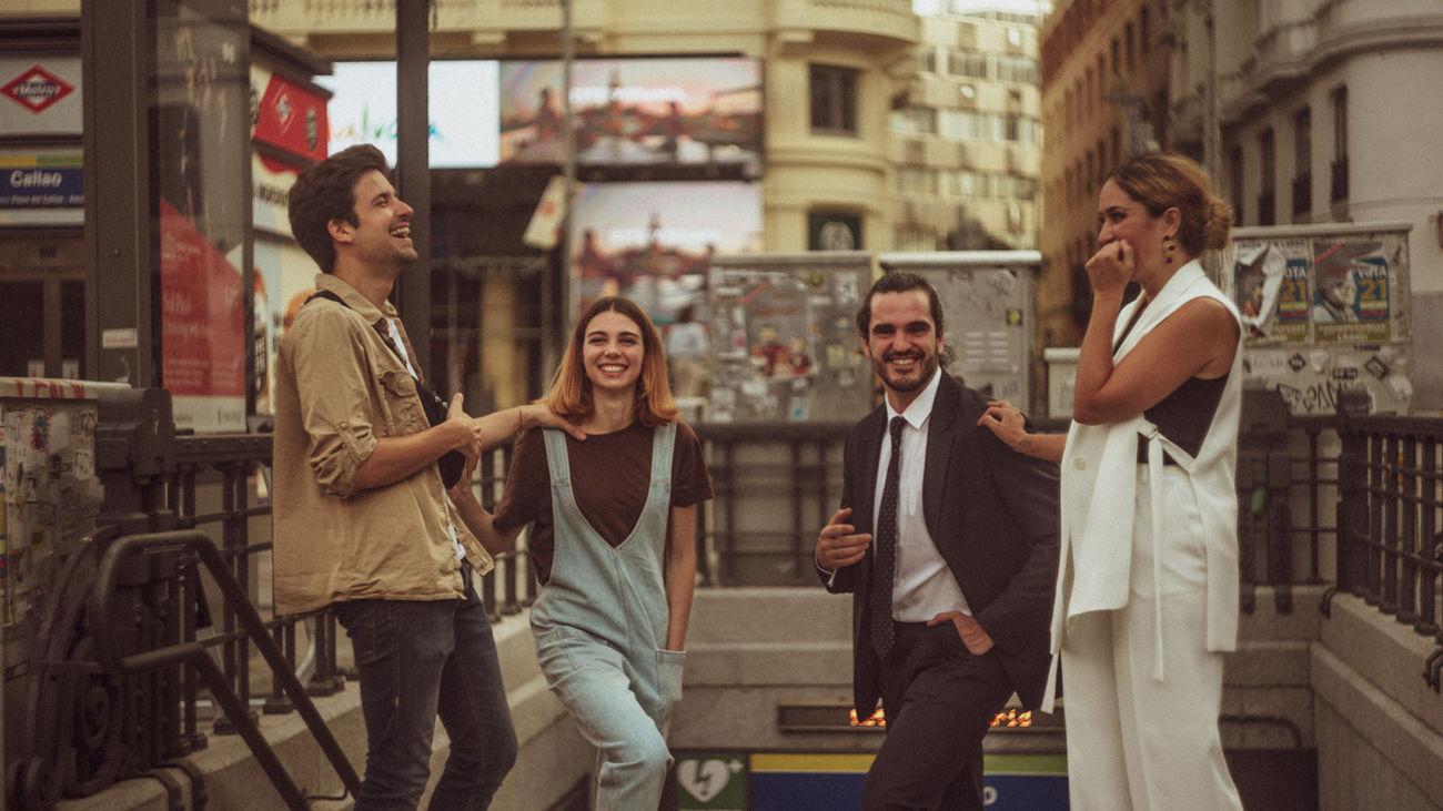 'Madrid 24 horas', vidas cruzadas en el Teatro Lara