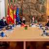 Ayuso y Page unificarán historiales médicos e impulsarán la promoción conjunta de Aranjuez, Cuenca y Toledo