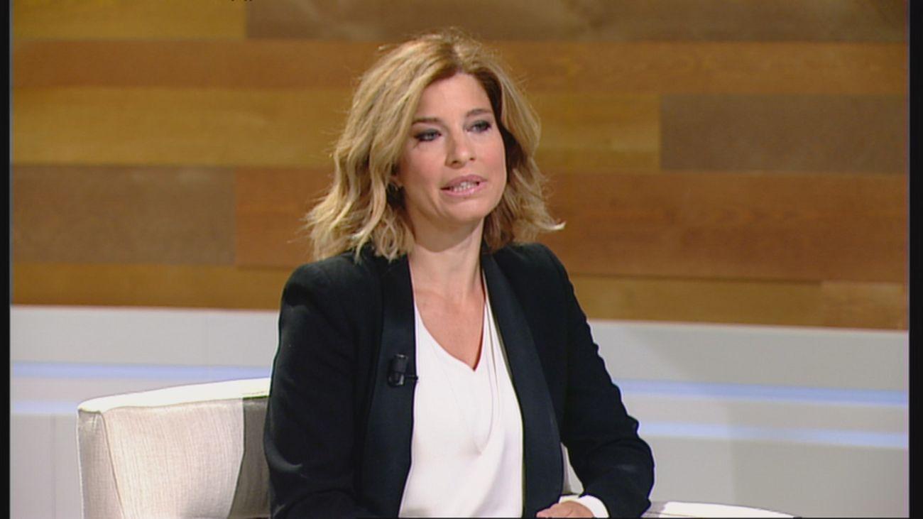 Hana Jalloul, portavoz del PSOE en la Asamblea de Madrid