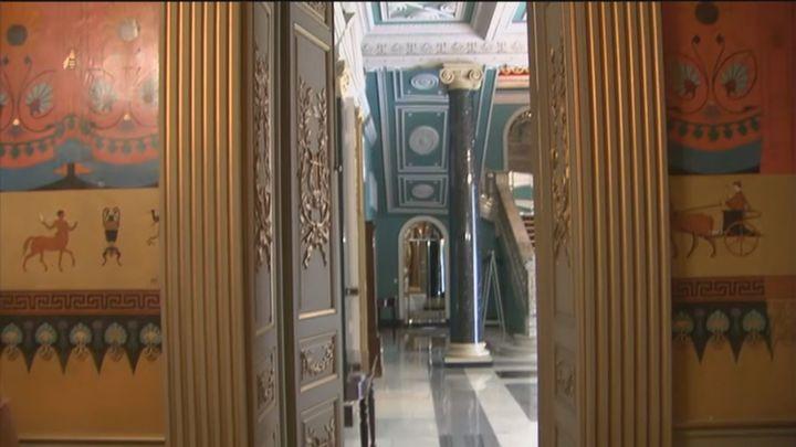 Así es el Palacio de Zurbano donde nació la Reina Fabiola