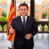 """Aragonès pide unidad en torno a la  mesa de diálogo y ve """"irrenunciable"""" el referéndum"""