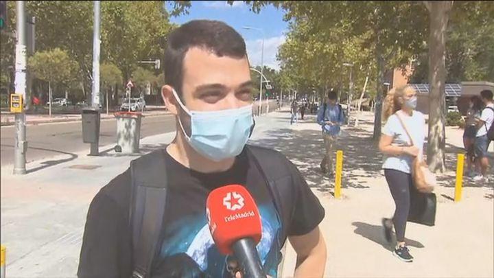 Las vacunas llegan a las universidades madrileñas