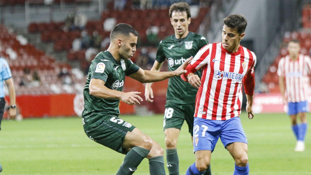 Sporting - Leganés