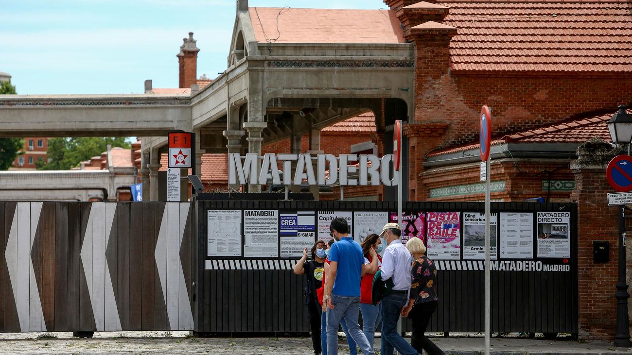 El Matadero Madrid, en Madrid Río