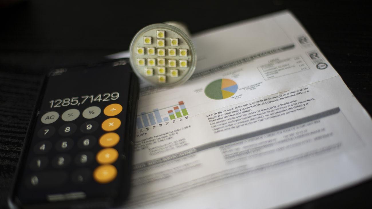 El precio de la luz marcará este sábado como el más caro de la historia