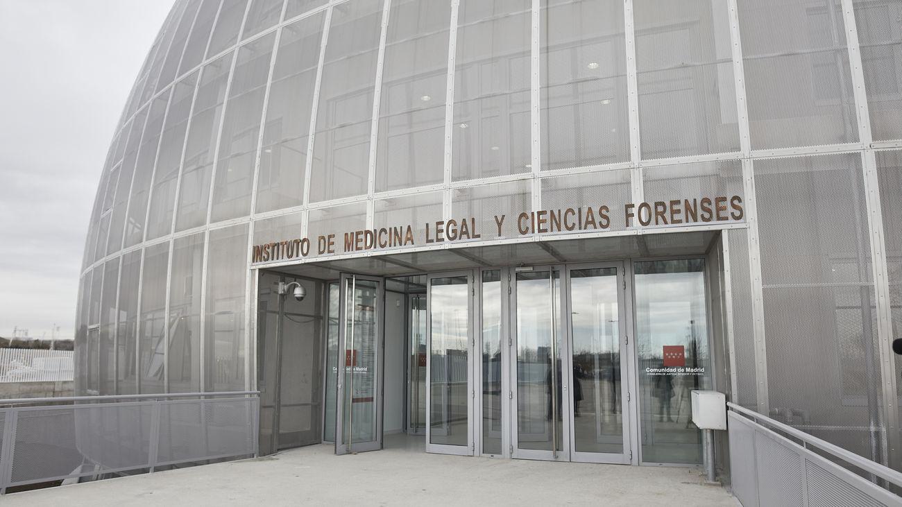 El Instituto de Medicina Legal de Valdebebas, Madrid