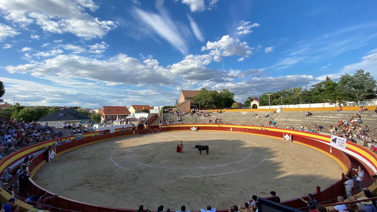 Plaza de toros de Valdetorres de Jarama