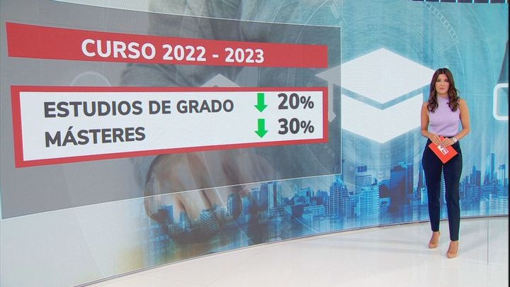 Estudiar en una universidad madrileña costará el próximo curso un 20% menos