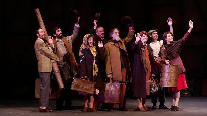 El Teatro Fernán Gómez rememora 'El viaje a ninguna parte' por el centenario del autor que le da nombre