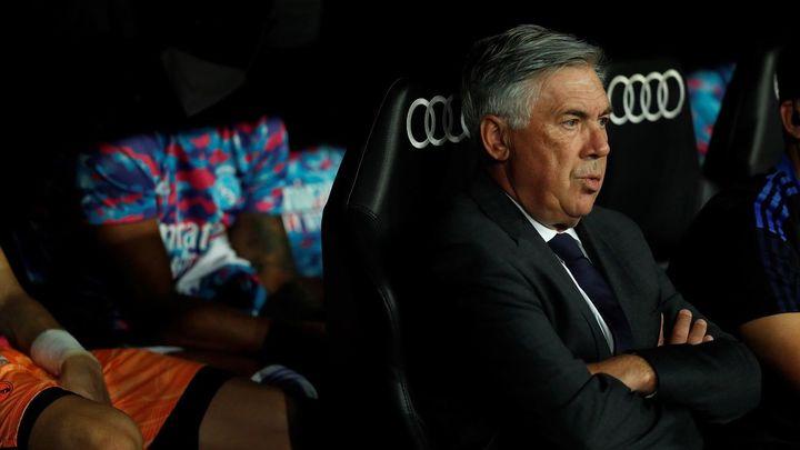 Ancelotti, preocupado por el balance defensivo
