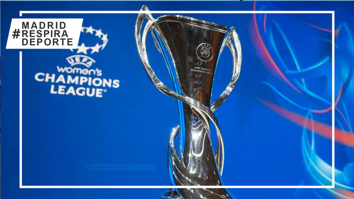 El Real Madrid, ante el PSG, Breidablik y Kharkiv en la Champions femenina