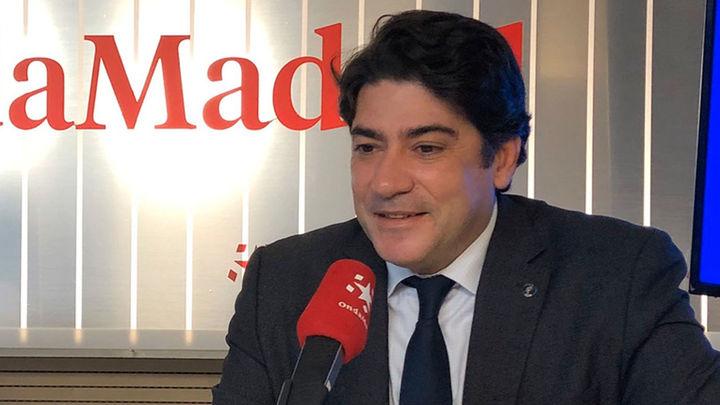 """David Pérez: """"Ayuso es un valor importantísimo para el PP. Se ha demostrado su fuerza electoral"""""""