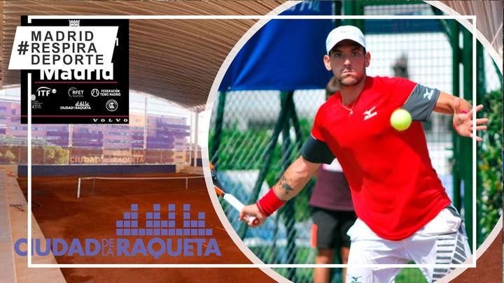 Madrid acoge el ITF Ciudad de la Raqueta Copa Volvo