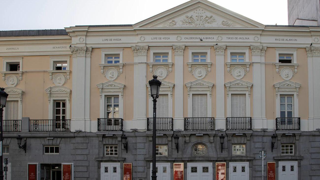 Teatro Español de Madrid, lugar de estreno de los premios Lope de Vega