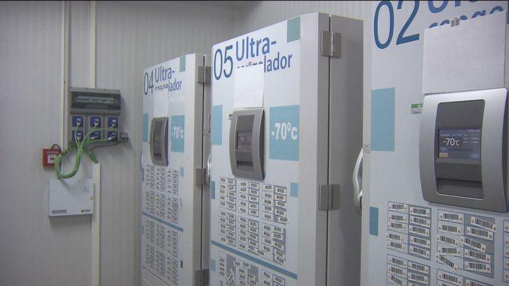 El mayor almacén frigo-farmacéutico de Europa está en Leganés