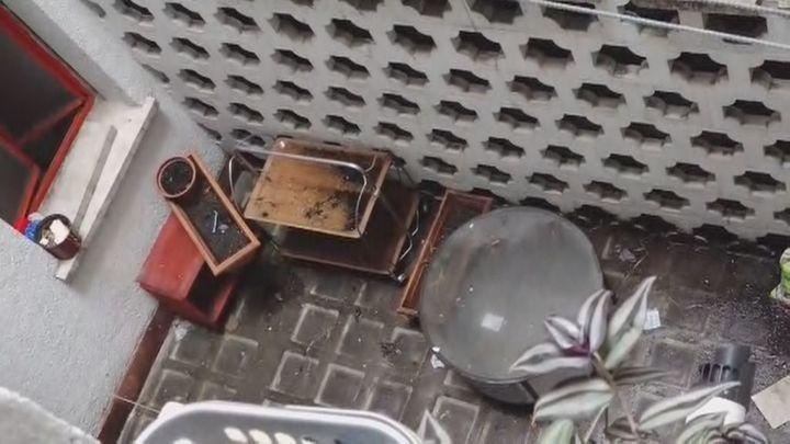 Los vecinos de Lavapiés, hartos de convivir con supuestas cocinas clandestinas