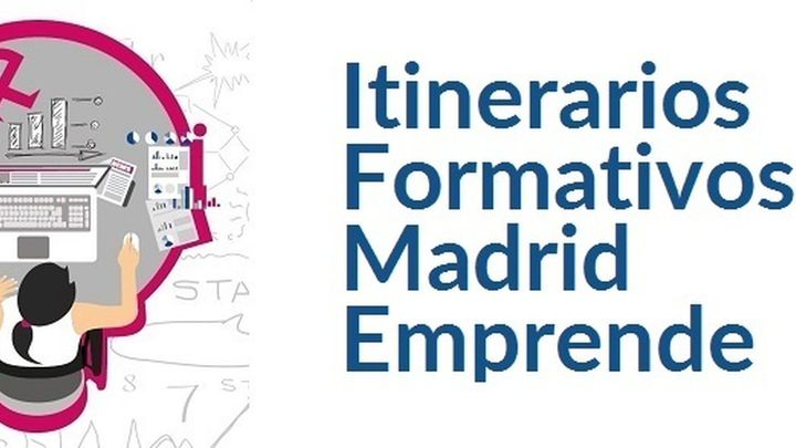 Actividades formativas de Madrid Emprende para septiembre y octubre