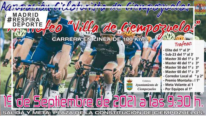 El Trofeo Villa de Ciempozuelos pone fin a la temporada