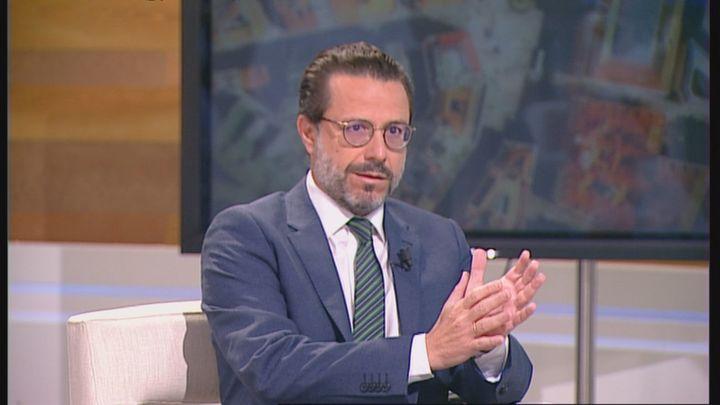 Entrevista a Javier Fernández Lasquetty, consejero de Hacienda, Economía y Empleo de la Comunidad de Madrid