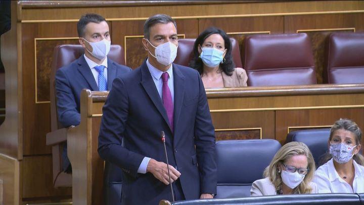 Cruce de reproches en la primera sesión de control al Gobierno en el Congreso