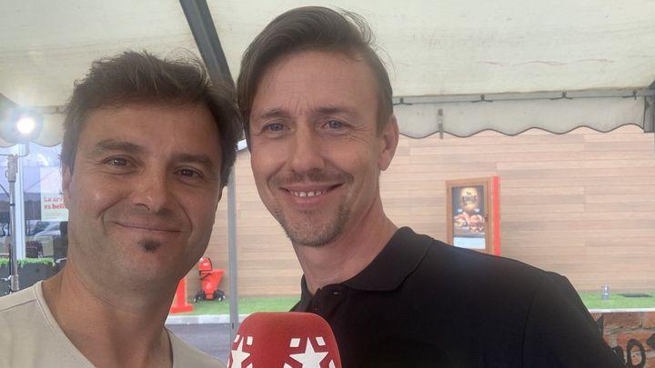 """Guti: """"Vinicius es un jugador diferencial en Europa"""""""
